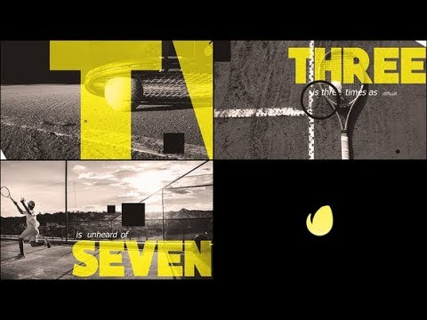 Typo Sports Promo (Videohive After Effects Templates)