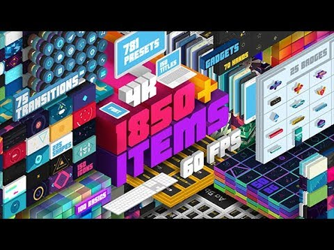 Big Pack of Elements (Videohive After Effects Templates)