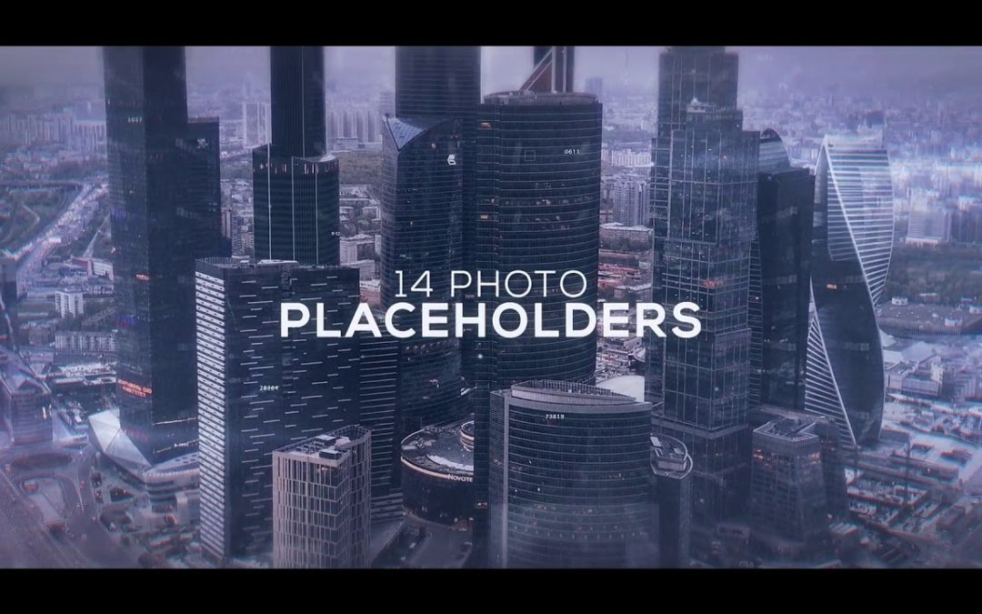 Digital Parallax Slideshow (Videohive After Effects Templates)