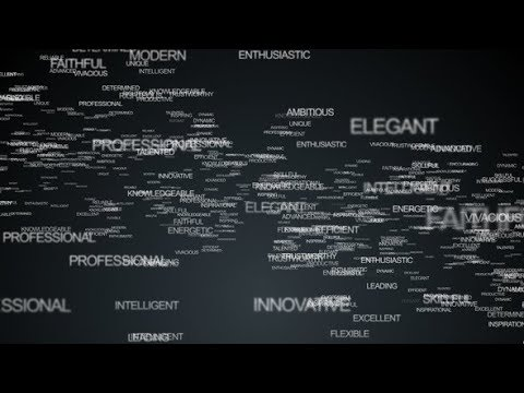 Words Logo Animation (Videohive After Effects Templates)