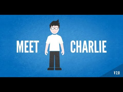 Promote Your Product or Service with Charlie (Videohive After Effects Templates)