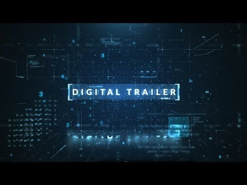 Digital Trailer (Videohive After Effects Templates)