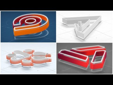 Architect Logo Build v3 (Videohive After Effects Templates)