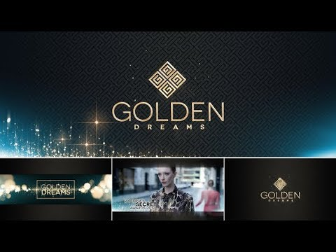 Fashion 3 – Golden Dreams (Videohive After Effects Templates)