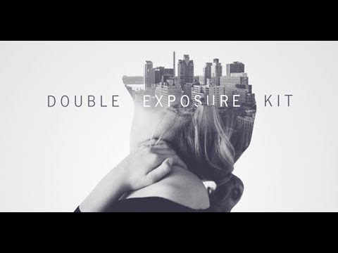 Double Exposure Kit (Videohive After Effects Templates)
