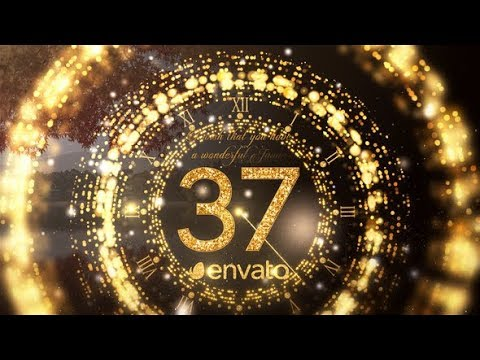 New Year Countdown 2019 (Videohive After Effects Templates)