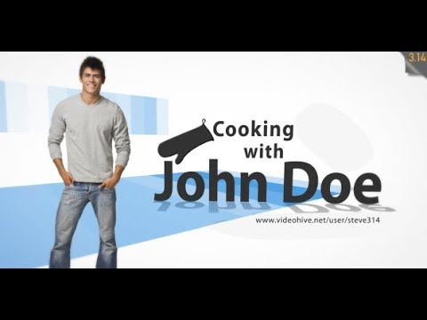Cooking Intro – Tv Show (Videohive After Effects Templates)