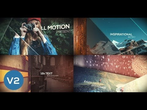Inspire Intro (Videohive After Effects Templates)