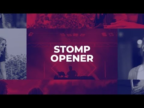 Energy Stomp Opener (Videohive After Effects Templates)