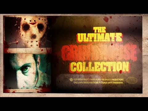 The Ultimate Grindhouse Collection V1 (Videohive After Effects Templates)