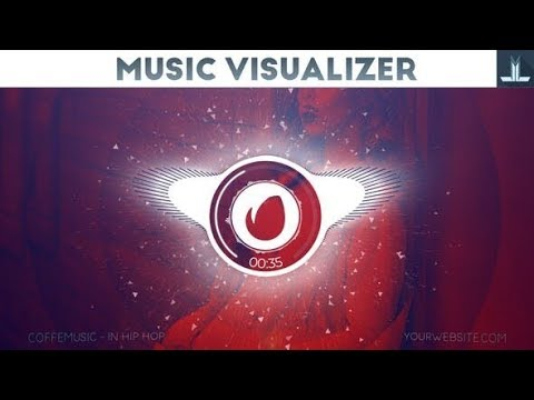 Audio React Parallax Music Visualizer (Videohive After Effects Templates)