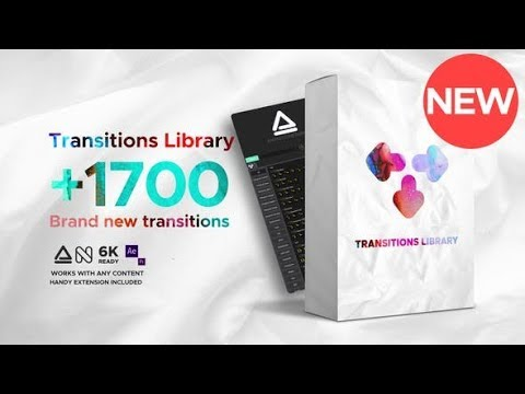 Seamless Transitions (Videohive After Effects Templates)