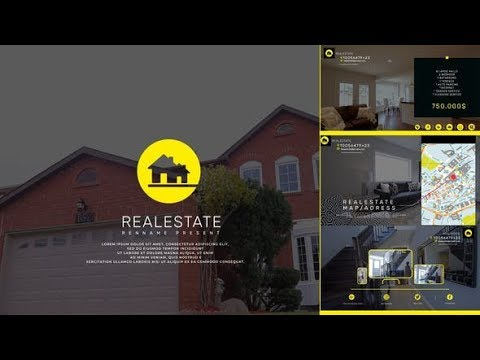 Real Estate Modern (Videohive After Effects Templates)