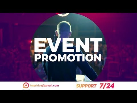 Event Promo / Conference (Videohive After Effects Templates)