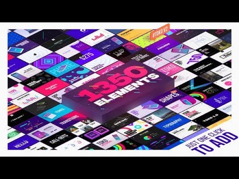 Graphics Pack (Videohive After Effects Templates)