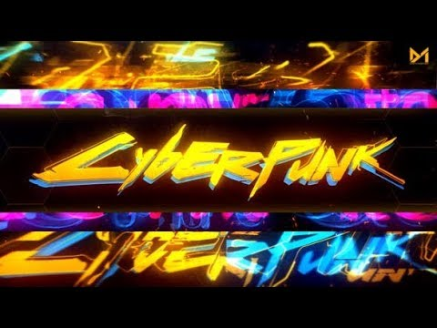 Cyberpunk 2077 Logo reveal (Videohive After Effects Templates)
