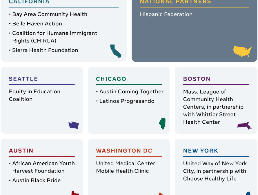 Bringing COVID-19 Vaccines to Underserved Communities in the US