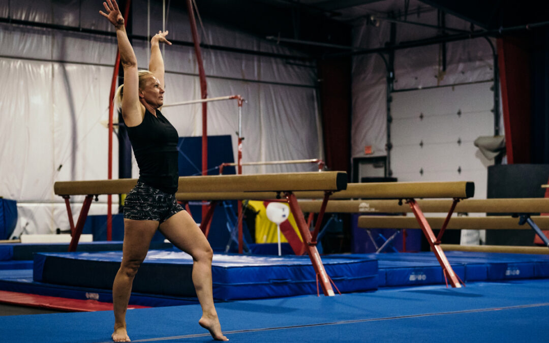 Inspiring Adults to Get Back in to Gymnastics