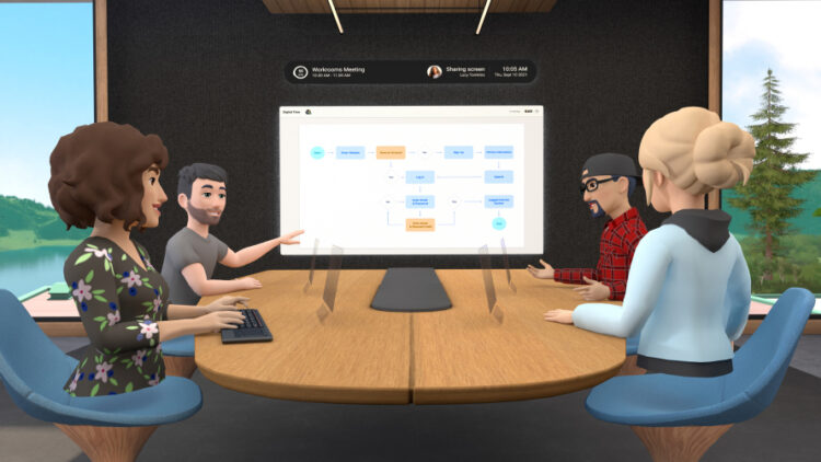 Introducing Horizon Workrooms: Remote Collaboration Reimagined